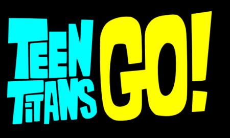 Logo of the TV Show Teen Titans Go!