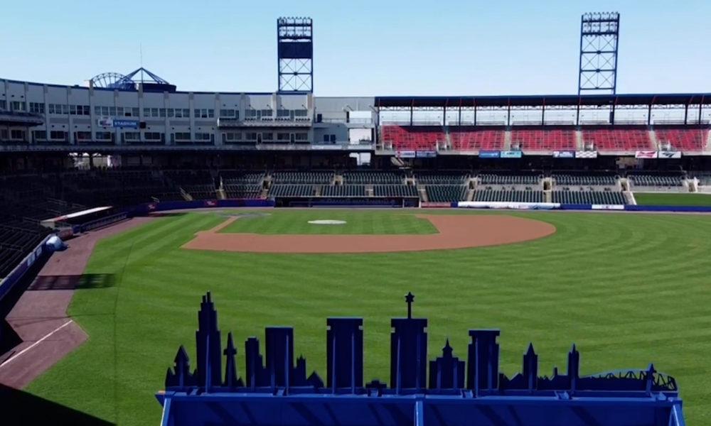 Syracuse Mets Stadium